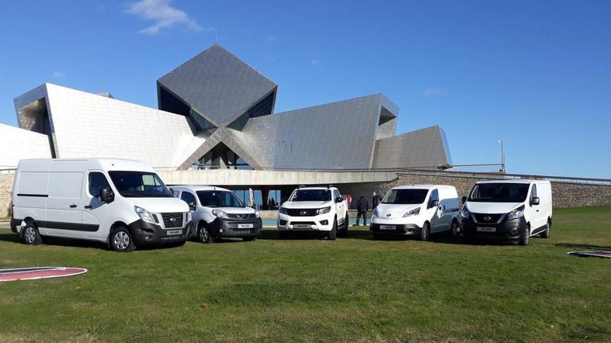 Nissan vehicles comercials, flexibilitat per a l'èxit als negocis