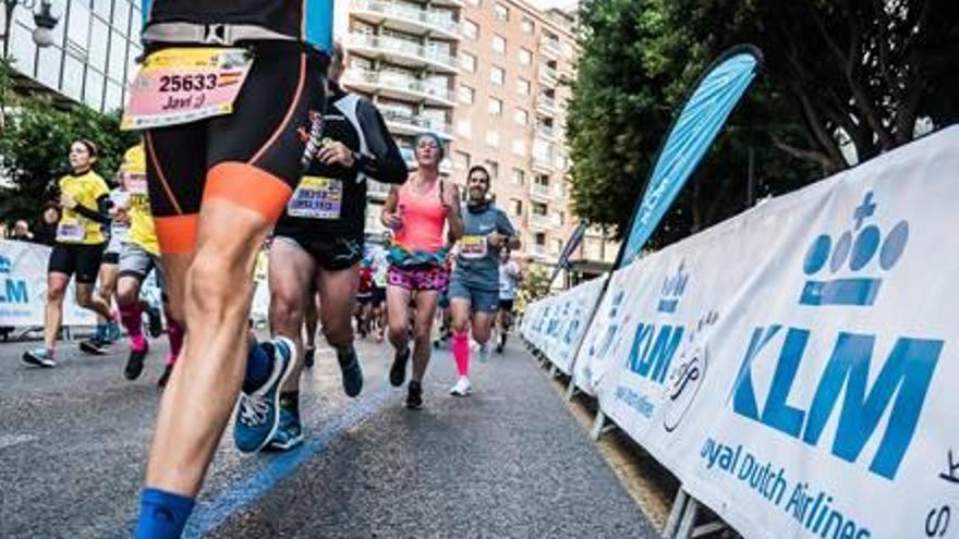 El Medio maratón y el Maratón renuevan con KLM