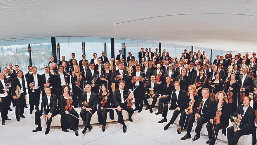 L'Orquestra Simfònica de Viena actuarà  al 15è aniversari de l'Ibercamera