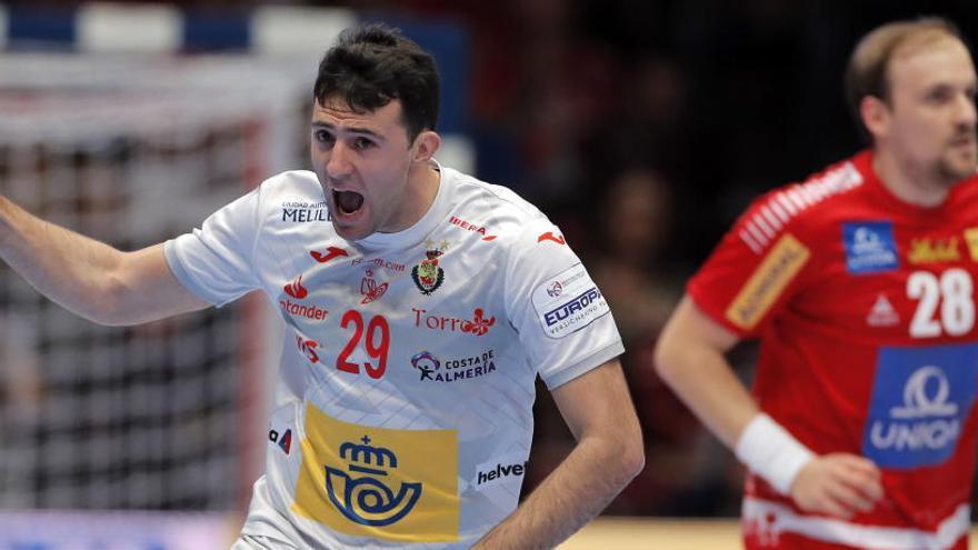 España avanza hacia las semifinales del Europeo