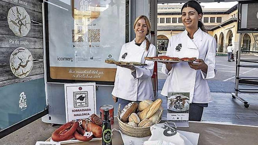 El pan artesano y de Mallorca busca ampliar mercado