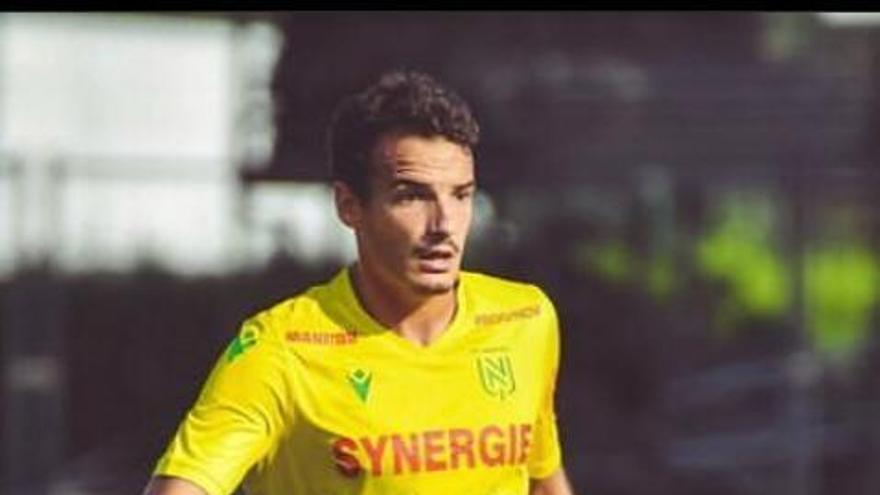 Chirivella debuta en la Ligue 1 con el Nantes