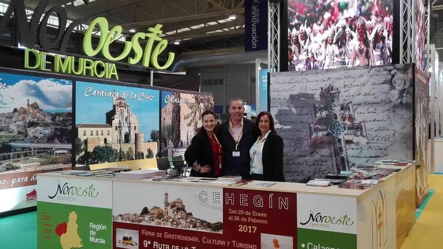 El turismo del Noroeste se 'vende' en Valladolid