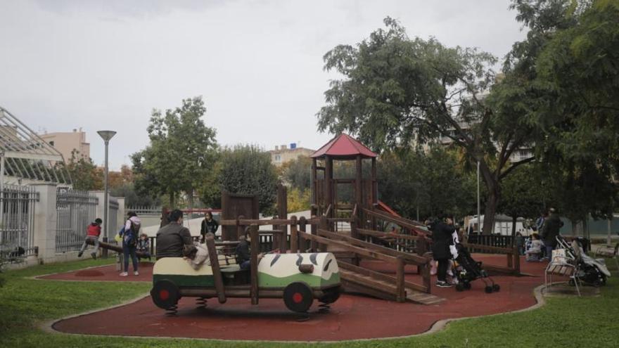 Das Leben kehrt auf Mallorcas Spielplätze zurück