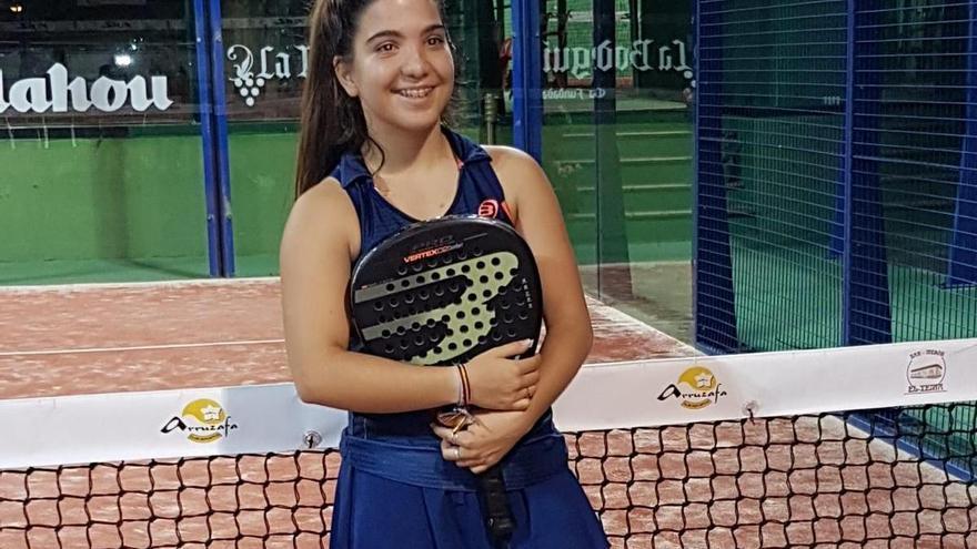 Aitana García devuelve a Córdoba al World Pádel Tour