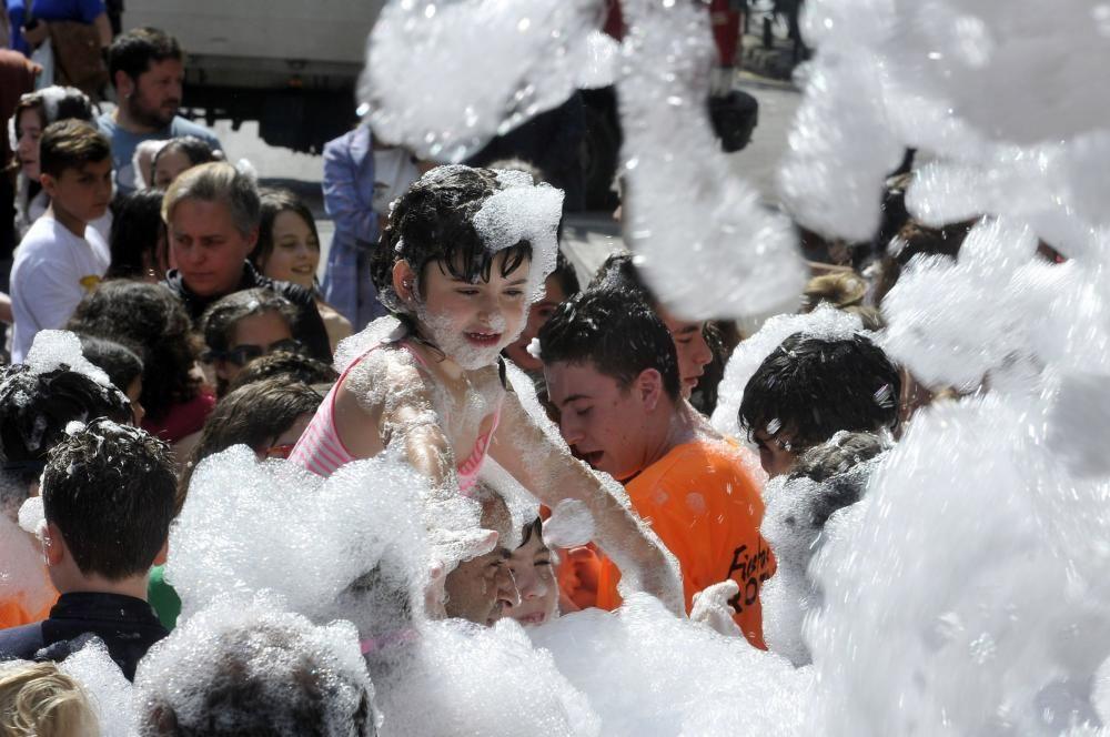 Fiestas de San Juan en Mieres