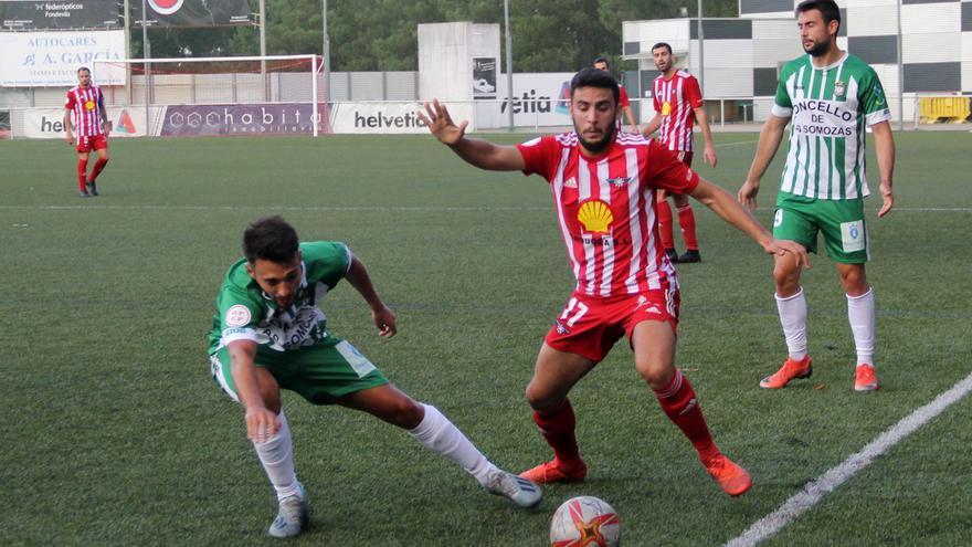 El Leioa, rival del Alondras en la Copa RFEF