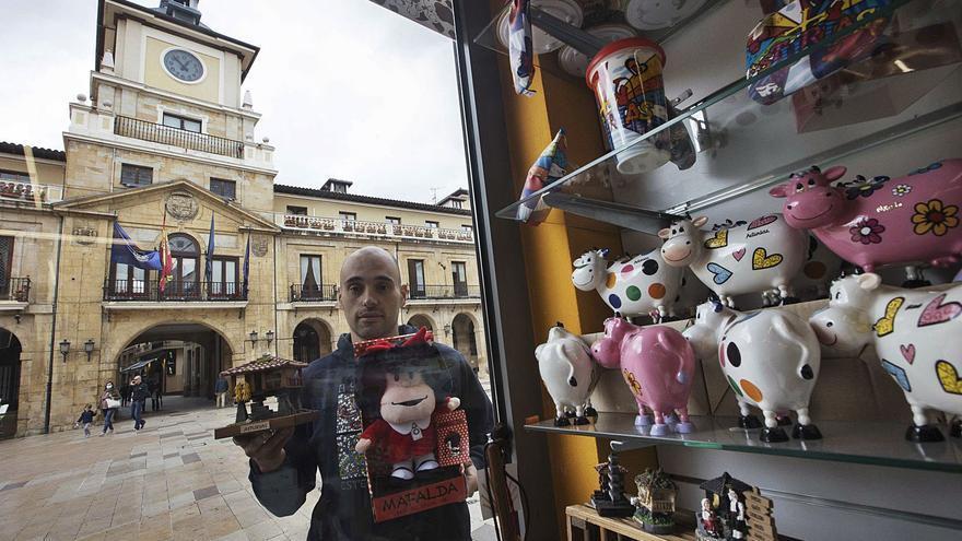 Souvenirs, llevarse Oviedo en el bolsillo
