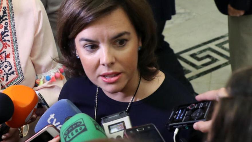 L'Estat demana a Puigdemont que rectifiqui en comparar  el procés i la lluita contra ETA