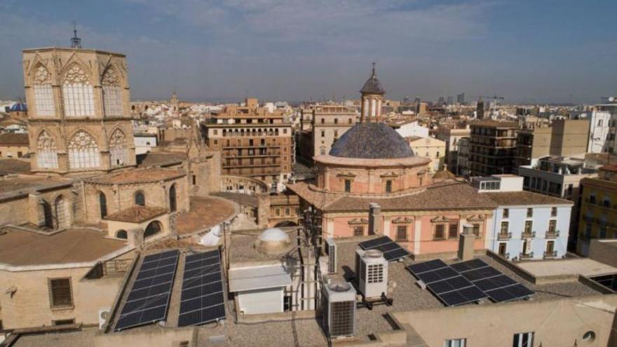 València quiere reducir un 60% las emisiones de CO2 en 10 años