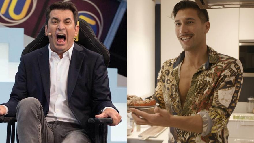 Duelo de estrenos: 'Me resbala' en Antena 3 contra 'Ven a cenar conmigo' en Telecinco