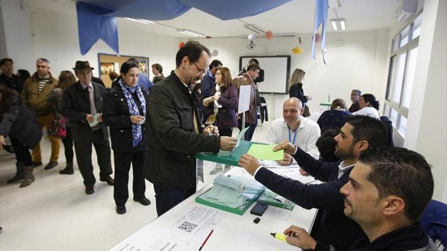 Desde la satisfacción por el resultado a la cautela por la «volatilidad» del voto