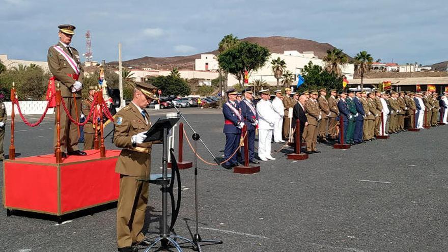 Artillería celebra Santa Bárbara