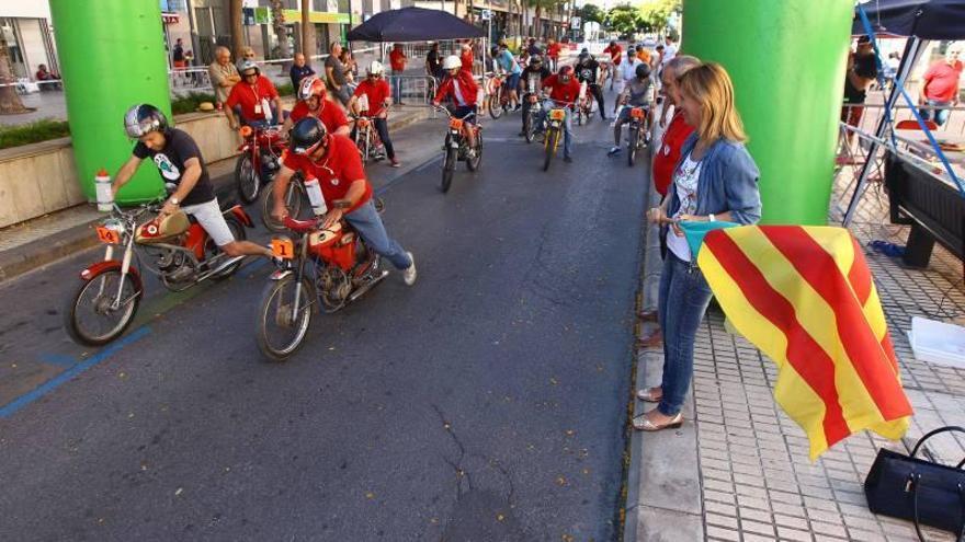 Popular prueba del litro en Castellón