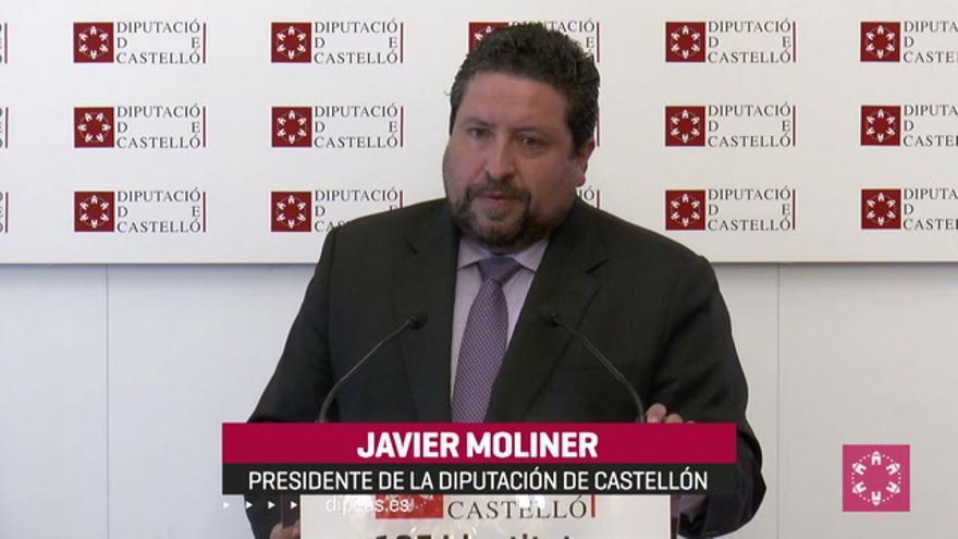 Moliner anuncia la mayor inversión de la historia de la Diputación en todos los municipios
