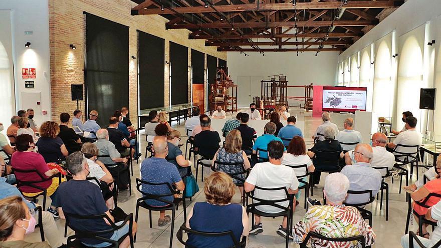 Más de 280 vecinos participan en el diseño de la Concepció