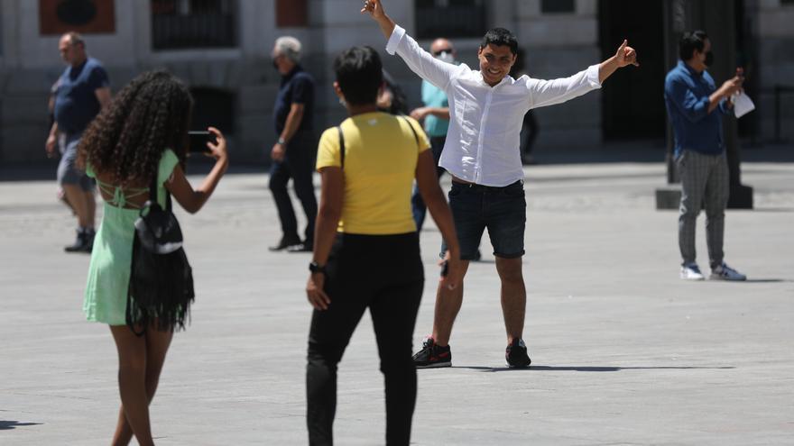 Los positivos en Madrid suben un 82% en una semana