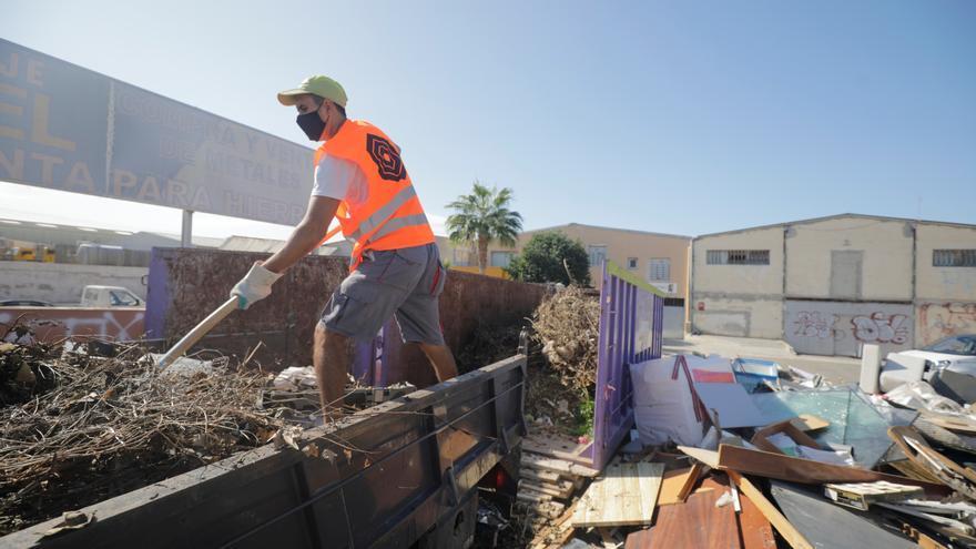 Asima pasará la factura de la limpieza de Can Valero al alcalde de Palma