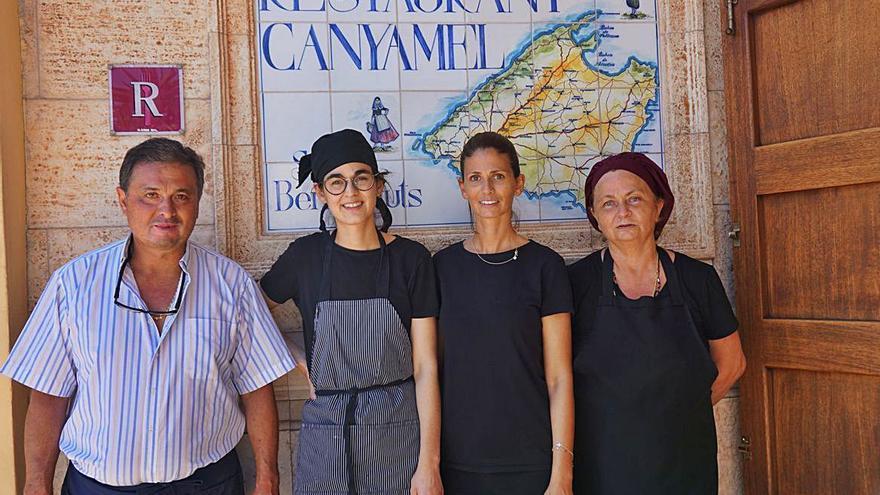 El restaurante Canyamel de Inca, veinte años frente a los fogones