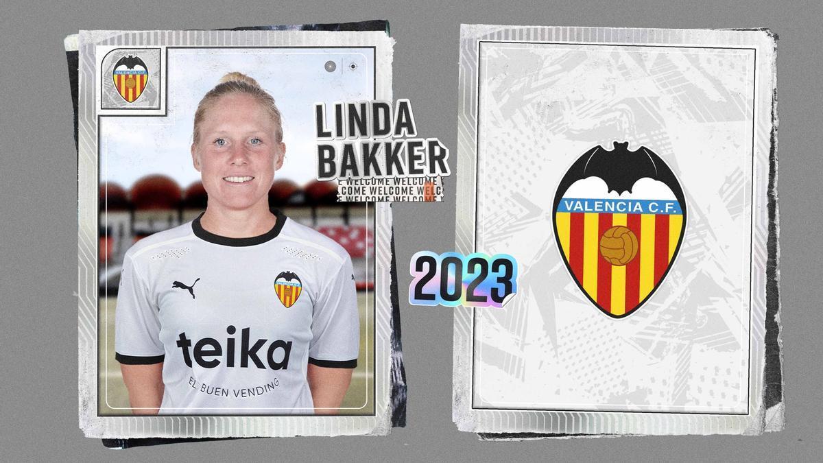 Linda Bakker, fichaje del Valencia