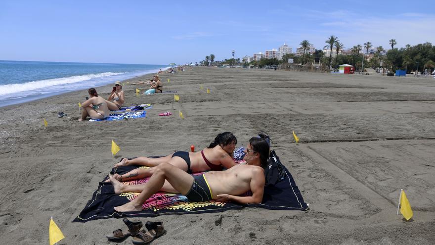 Vélez-Málaga cerrará sus playas la noche de San Juan a partir de las 00.30 horas