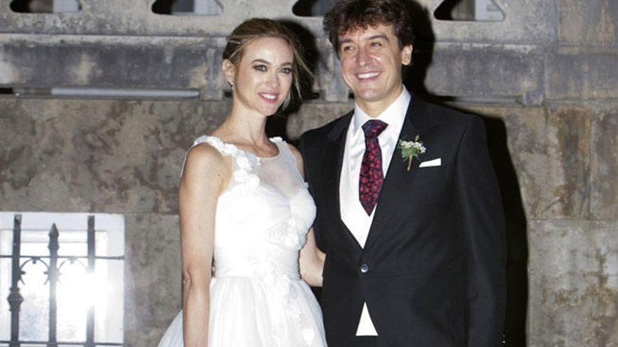 Todos los detalles de la boda de Marta Hazas y Javier Veiga