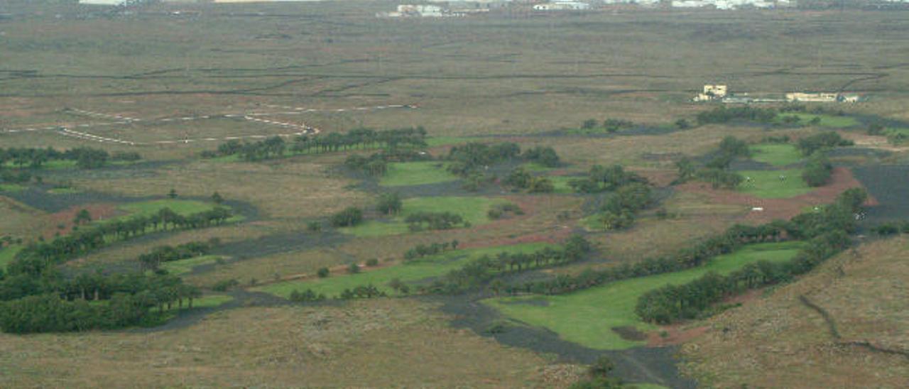 El juez autoriza la venta del campo de golf de Costa Teguise por 5,2 millones