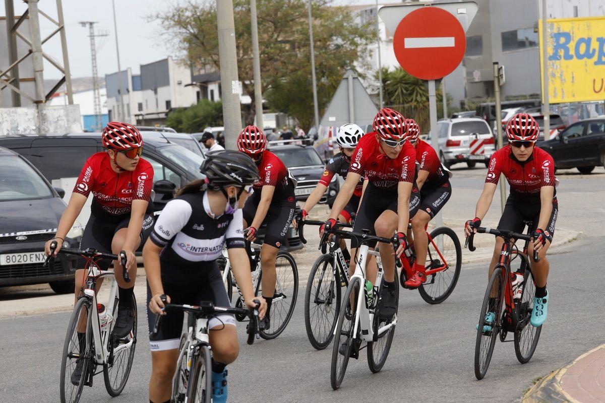 Carrera Escuelas de Ciclismo de la Región de Murcia