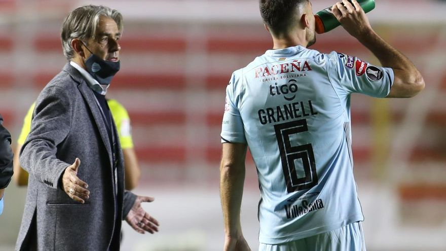 Granell segueix el camí de la Libertadores