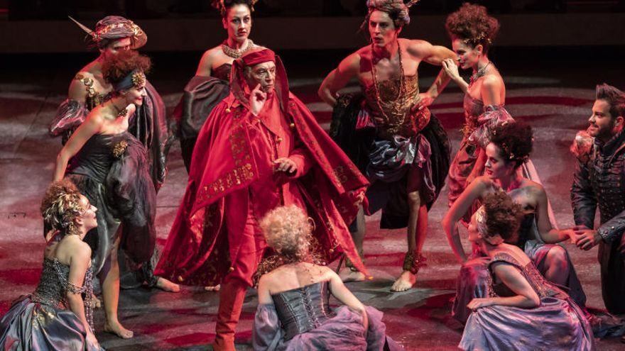 Les Arts se convierte  en el dinamizador del mejor talento europeo