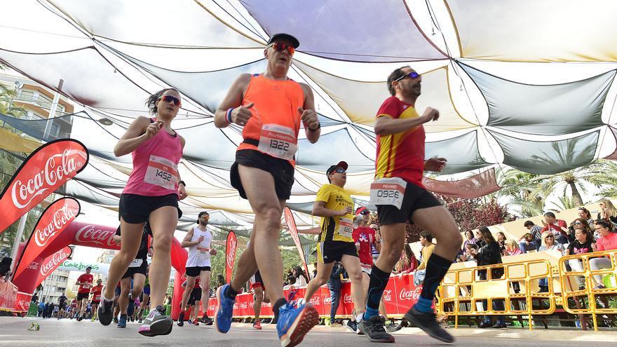 Elche suspende su Media Maratón al no poder garantizar la seguridad del público y los atletas
