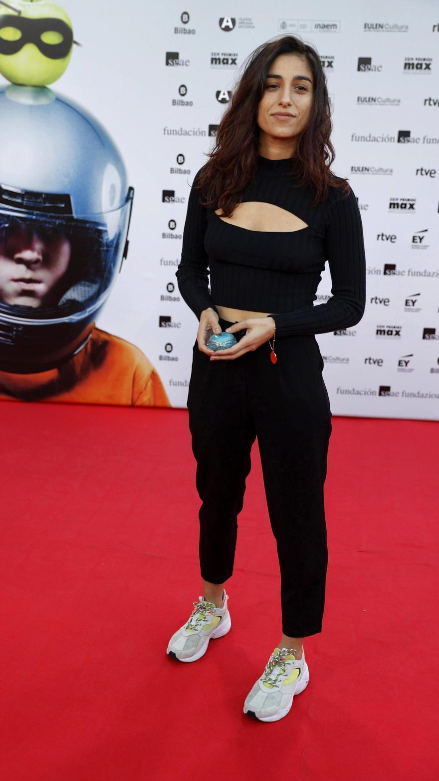 La alfombra roja de los Premios Max, en imágenes