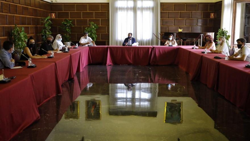 La Comisión sobre el Sáhara Occidental del Ayuntamiento de Zaragoza recaba información sobre los campamentos de refugiados