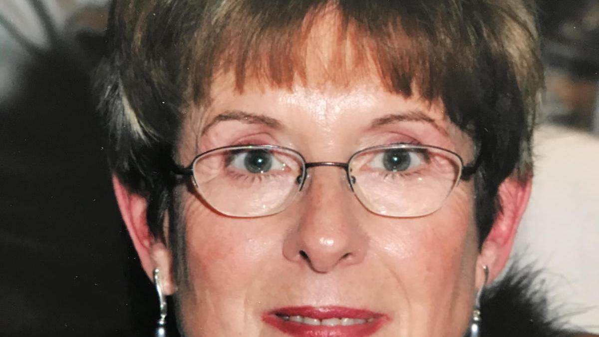 Foto de Maria Dolors Miàs del novembre del 2005 (amb 71 anys)