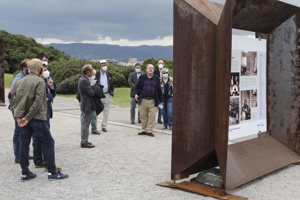 """Presentación de la exposición sobre el """"Elogio"""""""