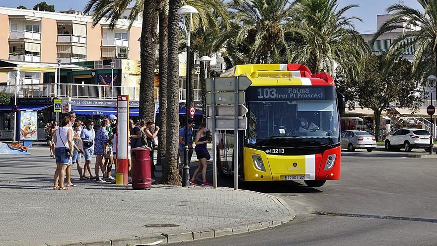Fracaso negociador para evitar los paros en los buses de Ponent