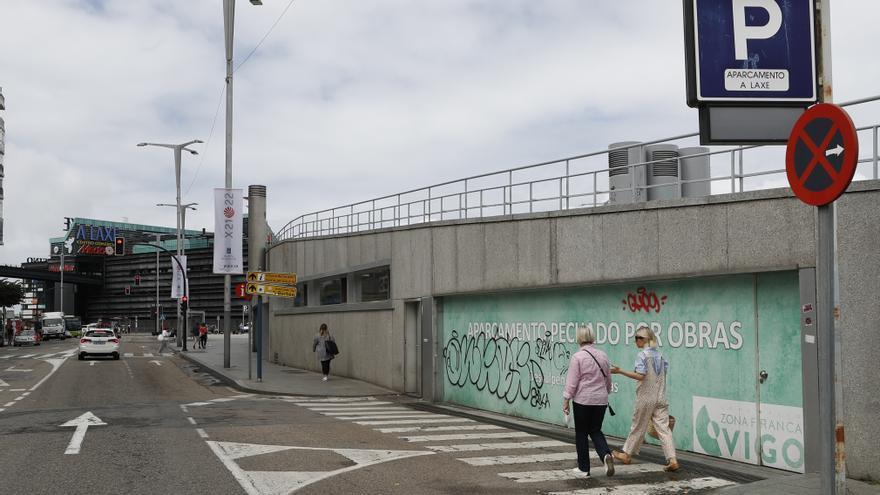 La reforma del parking robotizado de Zona Franca, pendiente de que el Puerto prorrogue la concesión