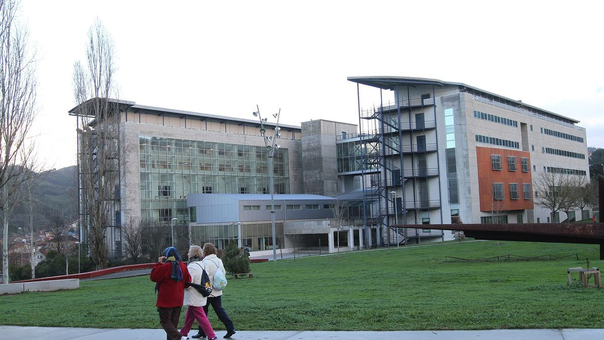 El edificio Xurídico-Empresarial será la sede inicial de la nueva Facultad de Relaciones Internacionales.