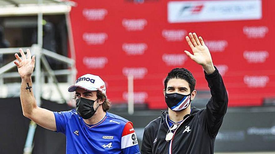 "Alonso: ""Creo que me puedo ir contento"""