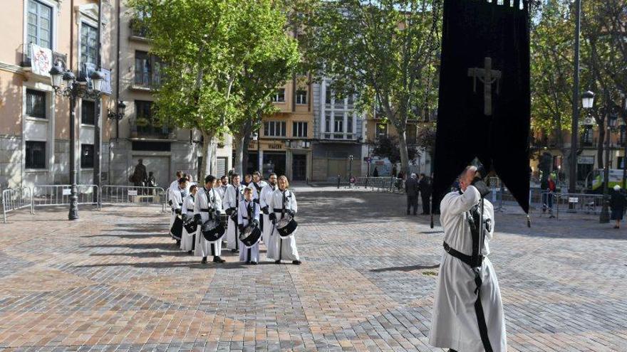 Sábado Santo en Zaragoza