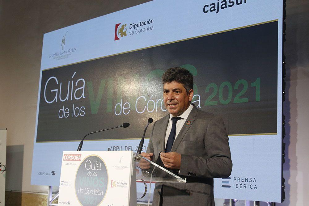 Presentación Guía de los vinos de Córdoba