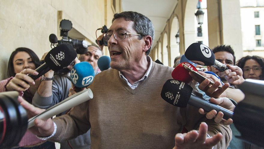 Crimen de Polop: Tras la estela de Sandro Rosell
