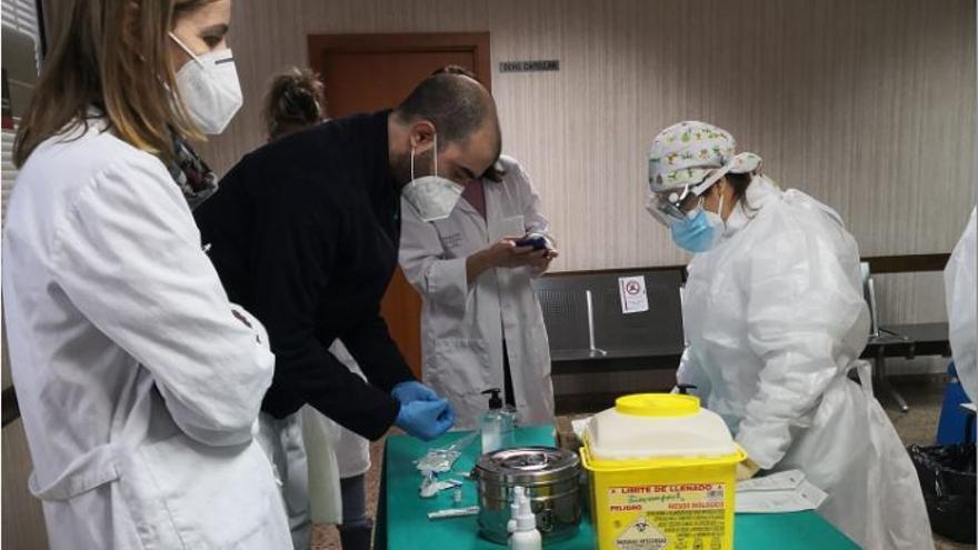 La incidencia por coronavirus en Sagunt cae 30 puntos en una semana