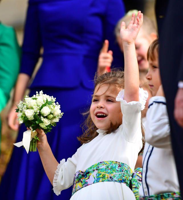 La princesa Eugenia y Jack Brooksbank se casan