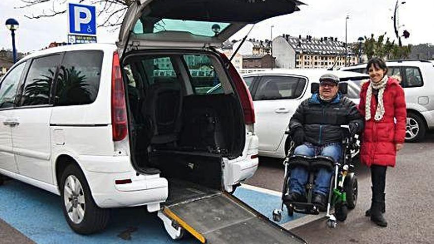 """""""Para que una persona con discapacidad conduzca, primero ha de perder el miedo"""""""