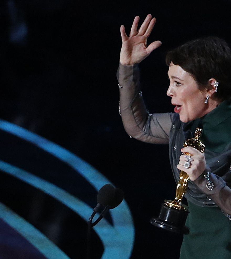 Olivia Colman ya negocia con Marvel para a la serie 'Secret Invasion'
