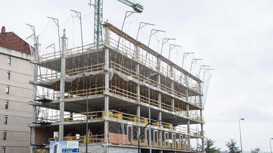 Oviedo aprobó el triple de licencias de obra mayor en 2020 que en los años anteriores