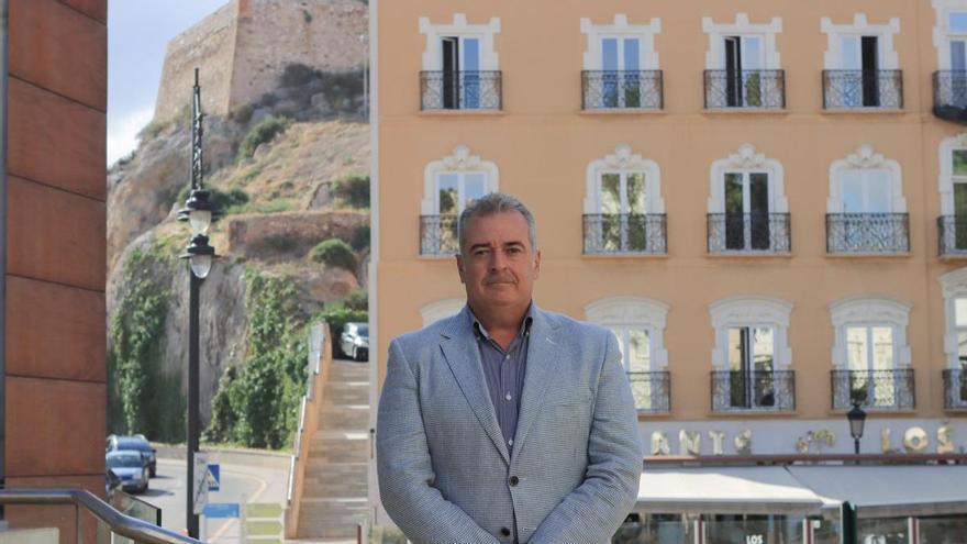 """Bartolomé Vera: """"Si el Mar Menor desaparece, también lo hará el turismo, así que necesitamos soluciones ya"""""""