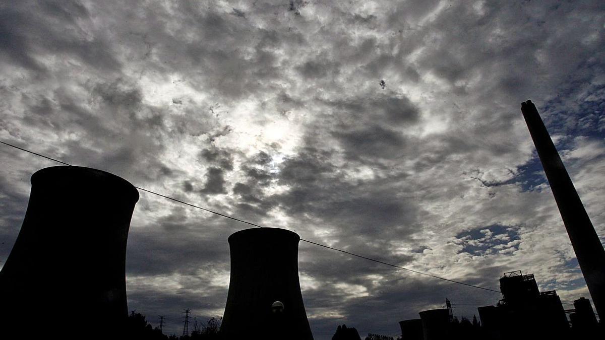Central térmica de carbón de Endesa en As Pontes. |   // KIKO DELGADO