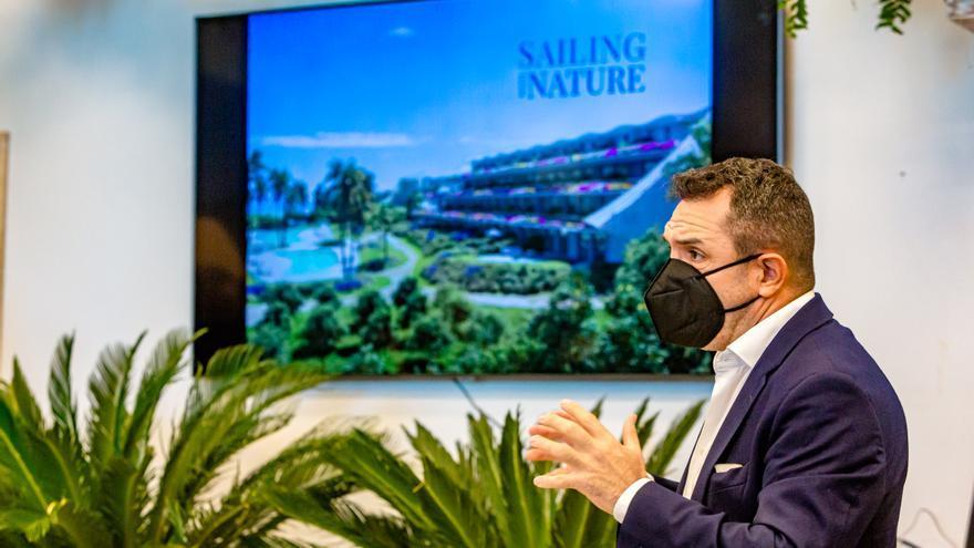 Una promotora construirá pisos de lujo en la residencia del BBVA de l'Albir